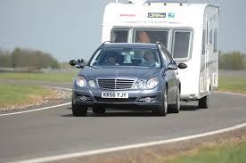 mercedes towing mercedes e280 cdi estate tow car awards