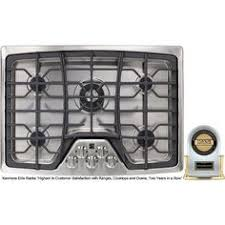 Gas Cooktop Sears Kitchenaid 36 Inch 4 Burner With Grill Gas Rangetop Commercial
