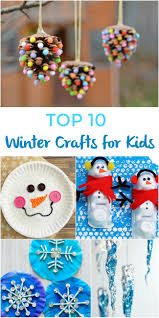 collection winter craft for kids pictures 25 best winter craft