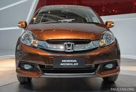 Interior Mobilio 2014 Honda Mobilio Review Specification Image Price