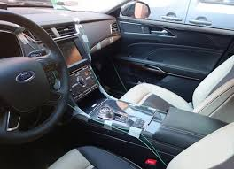 Ford Taurus Interior 2016 Ford Taurus Information And Photos Zombiedrive