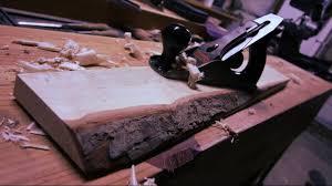 making a live edge wooden shelf youtube