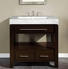 silkroad exclusive stanton 36 single bathroom vanity set