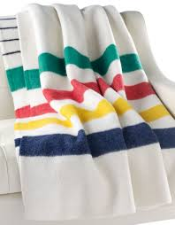 hudson bay s boots iconic point blanket multistripe hudson s bay