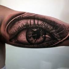 eye tattoos for men tattoo tatting and piercings