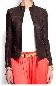 biker jacket women womens biker jacket brown color women jacket women fashion