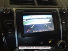 toyota backup camera rear view monitors cams u0026 kits ebay