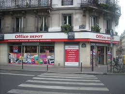les magasins office depot fournitures magasin office depot 08ème batignolles fournitures