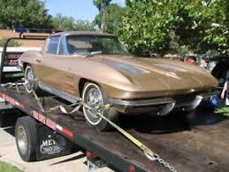 1963 stingray corvette split window 1963 corvette split window ebay