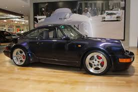 1993 porsche 911 turbo 5 porsche 964 for sale on jamesedition
