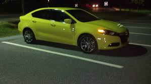 lime green dodge dart citrus dart pics page 2