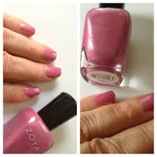 the beauty of life zoya presents rory nail polish my name