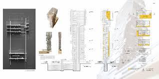 Skyscraper Floor Plan by Inverted Skyscraper U2013 Houston Evolo Architecture Magazine