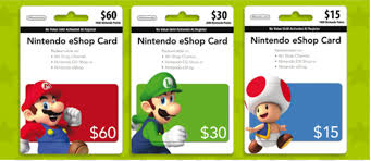nintendo gift card save 15 on nintendo eshop gift cards at eb
