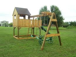 Backyard Play Systems by Wildcat Barns U0027 Swing Sets Rent To Own Play Sets Children Play
