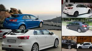 mitsubishi lancer sportback mitsubishi lancer all years and modifications with reviews msrp