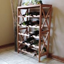 antler wine rack pine wine rack 36 bottle wine and stemware rack pine shown in