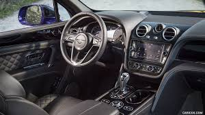 bugatti suv interior 2017 bentley bentayga w12 first edition interior images car images