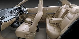 Honda Brio Smt Interior Honda Amaze Interiors Specifications U0026 Features Honda Cars India
