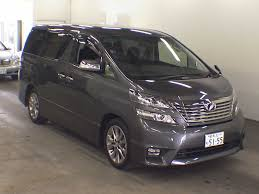2011 Toyota Alphard 240s Prime Selection Japanese Used Cars
