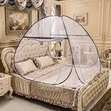 amazon com szuperstuff portable mosquito net for bed pop up