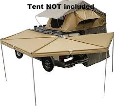 Jeep Wrangler Awning Sold Out Ector Awning 4wd 4x4 Side Sector Awning 270degree