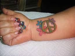 sign tattoo