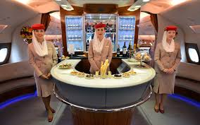 inside the airbus a380 the biggest passenger plane in the world