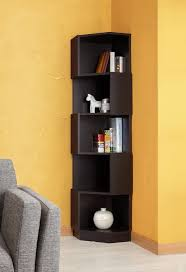 Corner Unit Bookcase Wrought Studio Courtdale Corner Unit Bookcase Reviews Wayfair