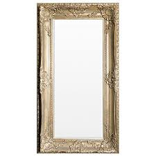 ornate shabby chic mirror extra large