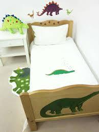 Dinosaur Bed Frame Dinosaur Toddler Bedding For Boys Dtmba Bedroom Design