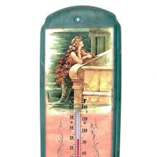 garden wall thermometer home design ideas and pictures