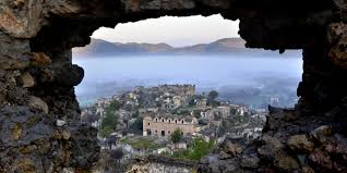 Haunted Halloween Stories by For Halloween You Should Visit This Turkish Ghost Town Huffpost