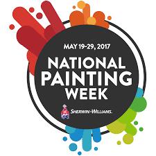national painting week entertaiment news pinterest code 25