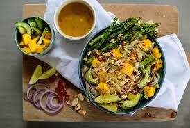 peanut rice noodle salad lea lou 8 lea lou