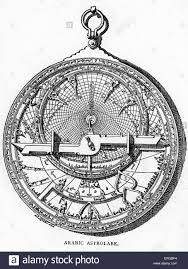 arabic astrolabe instrument historically used by astronomers and