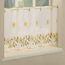 Daisy Kitchen Curtains by Kitchen Curtains Shop Cheap U0026 High Quality Kitchen Curtains