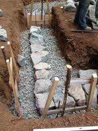 house foundation costs layout drawings concrete plans types of