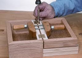 How To Hinge A Cabinet Door How To Install Mortised Hinges Startwoodworking Com