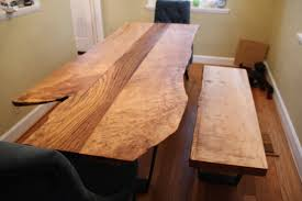 Tiger Maple Furniture Restoration And Refinishing Of Maple U2013 Tiger Wood Table