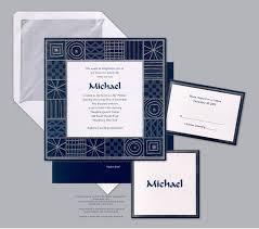 checkerboard bar mitzvah invitations modern bar mitzvah invitations bat bar mitzvah