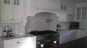 ceramic subway tile kitchen backsplash white and gray lace and white ceramic subway tile backsplash