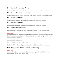 technical architecture document template eliolera com