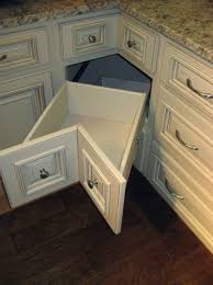 kitchen cabinets lazy susan corner cabinet omg so much better than a lazy susan mi casa pinterest