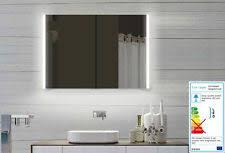 badezimmer spiegelschrank mit licht badezimmer spiegelschränke ebay