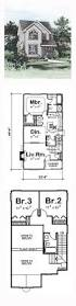 Narrow Lot House Plan 1150 Sq Ft Narrow Lot House Plans Luxihome