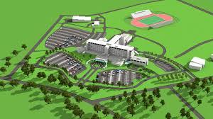 duke regional hospital interactive map