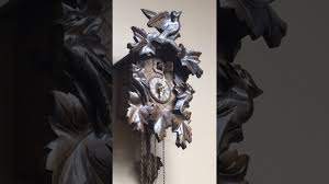 Modern Coo Coo Clock Old Cuckoo Clock At 6 00 Youtube