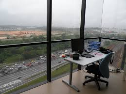 Office View by 40 Beautiful Minimal And Functional Mac Workspaces Macgateway