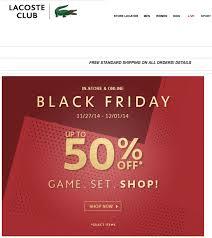 target black friday performance 2014 lacoste black friday 2017 sale u0026 outlet deals blacker friday